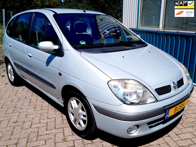 Renault Scénic 1.6-16V Privilège Airco/APK 6-5-2020!!/climate/mf stuur/Nieuwstaat