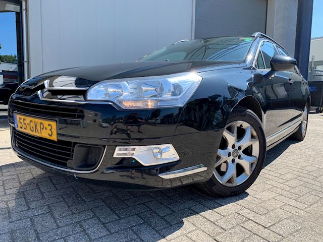 Citroen C5 Tourer 2.0 HDiF Ligne Business Bj 2008 Duitse Registration