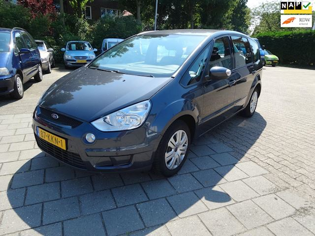 Ford S-Max 2.0 Titanium Limited Airco Navi Boekje,s 7 persoons