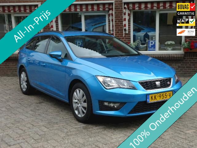 Seat Leon ST 1.0 EcoTSI Reference FR Airco