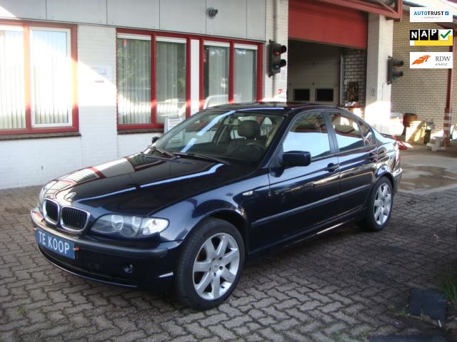 BMW 3-serie occasion - John's Car Center