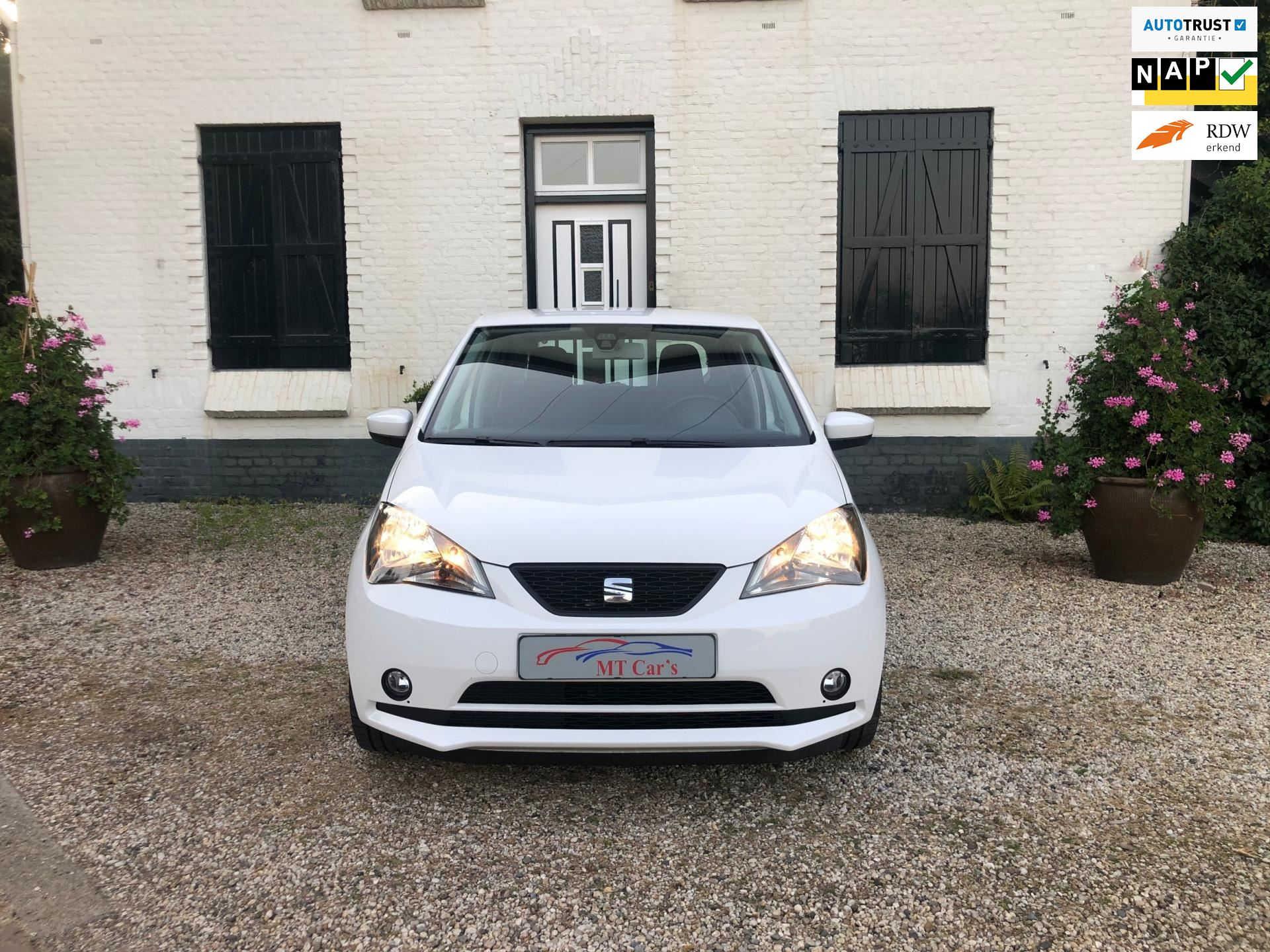 Seat Mii occasion - M.T.  Car's & Carcleaningcenter