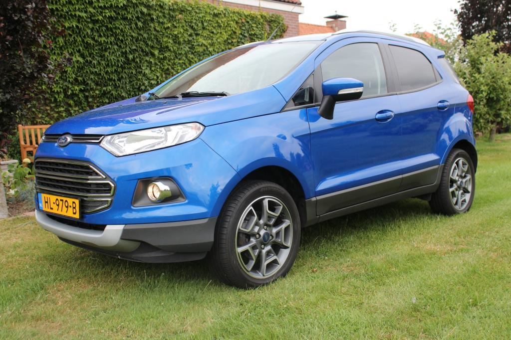 Ford EcoSport occasion - Veldhuizen Dealer Occasions