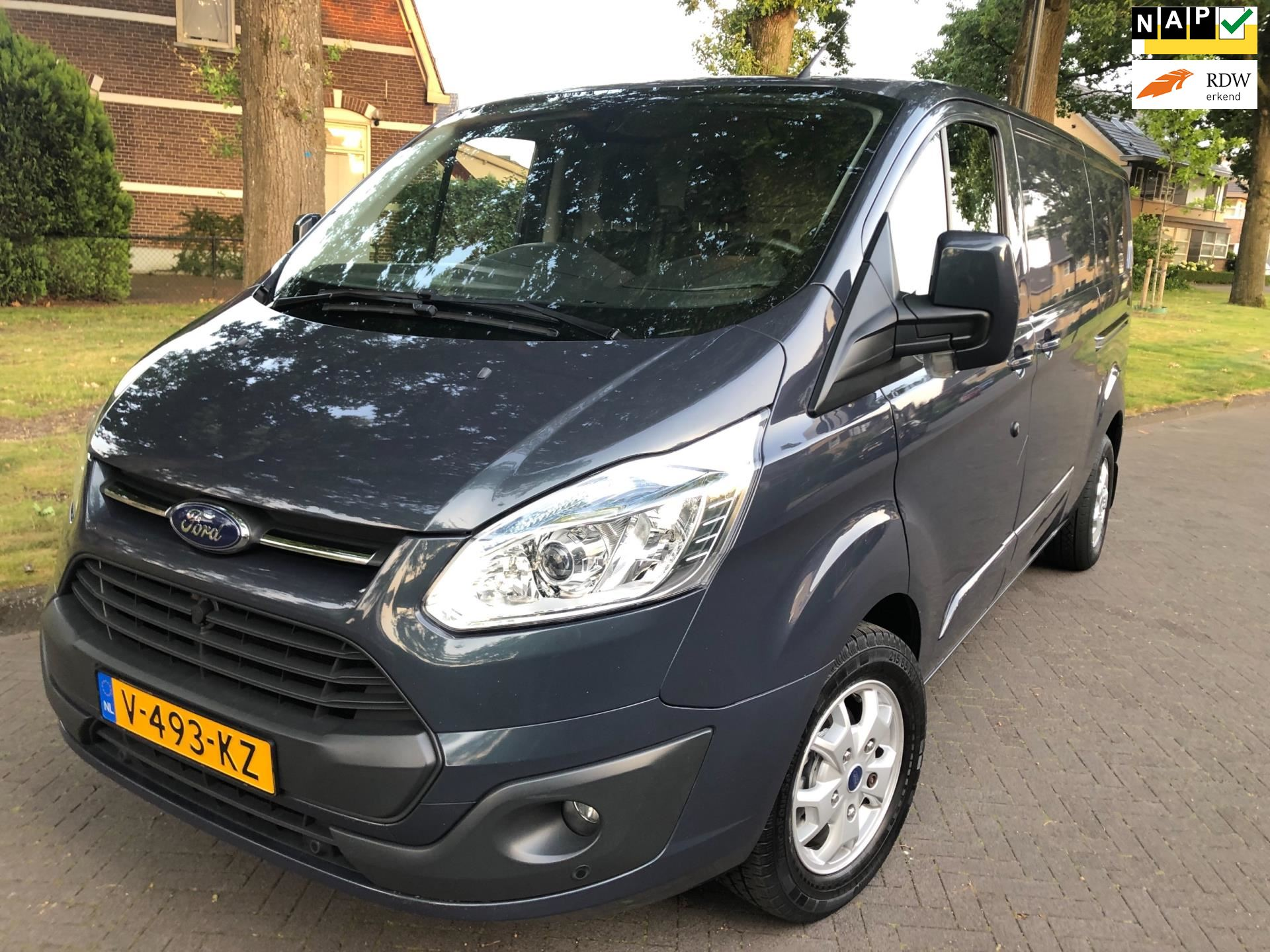 Ford Transit Custom occasion - HJM Mulder Auto's