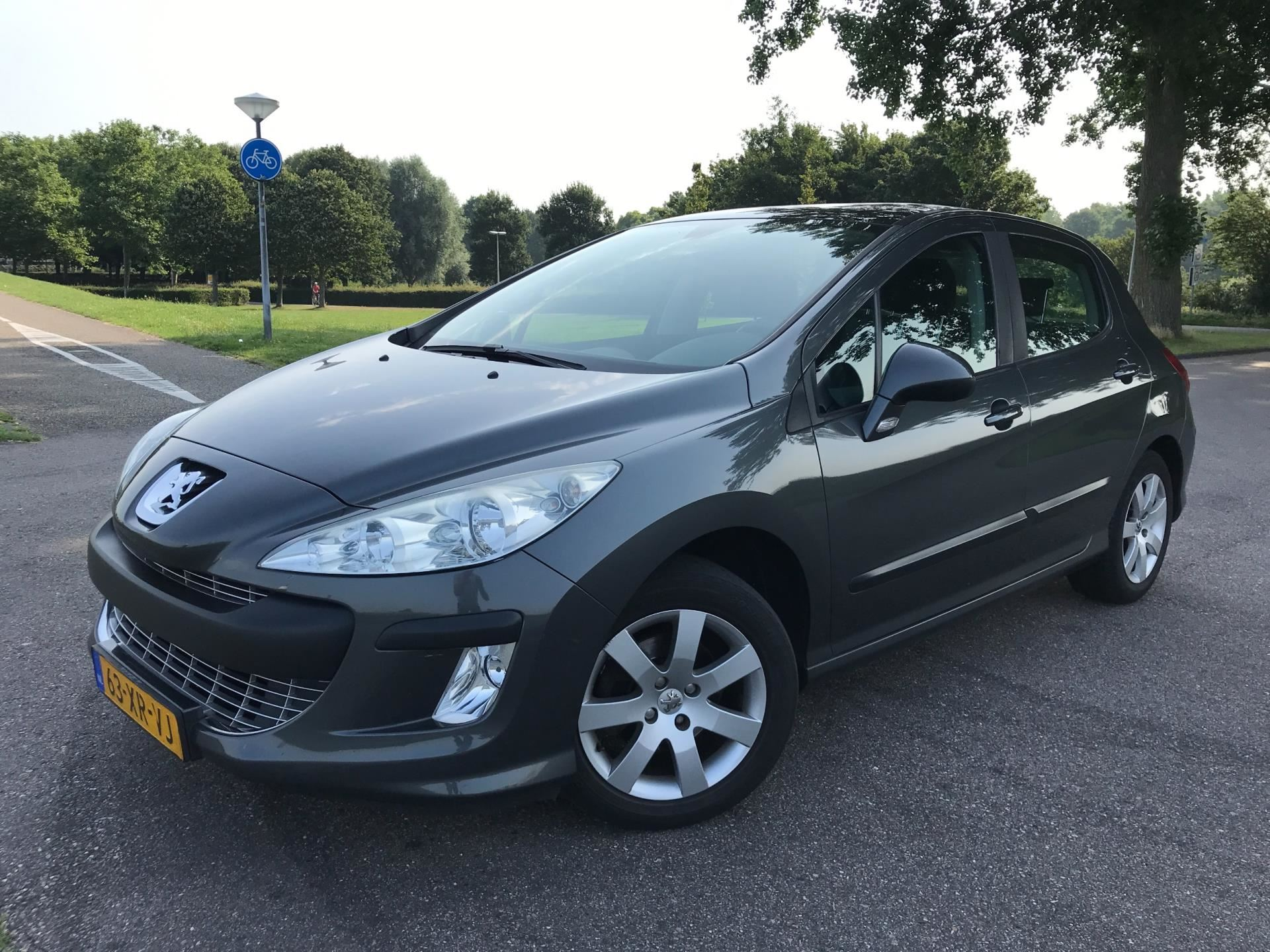Peugeot 308 occasion - A. VERMEER