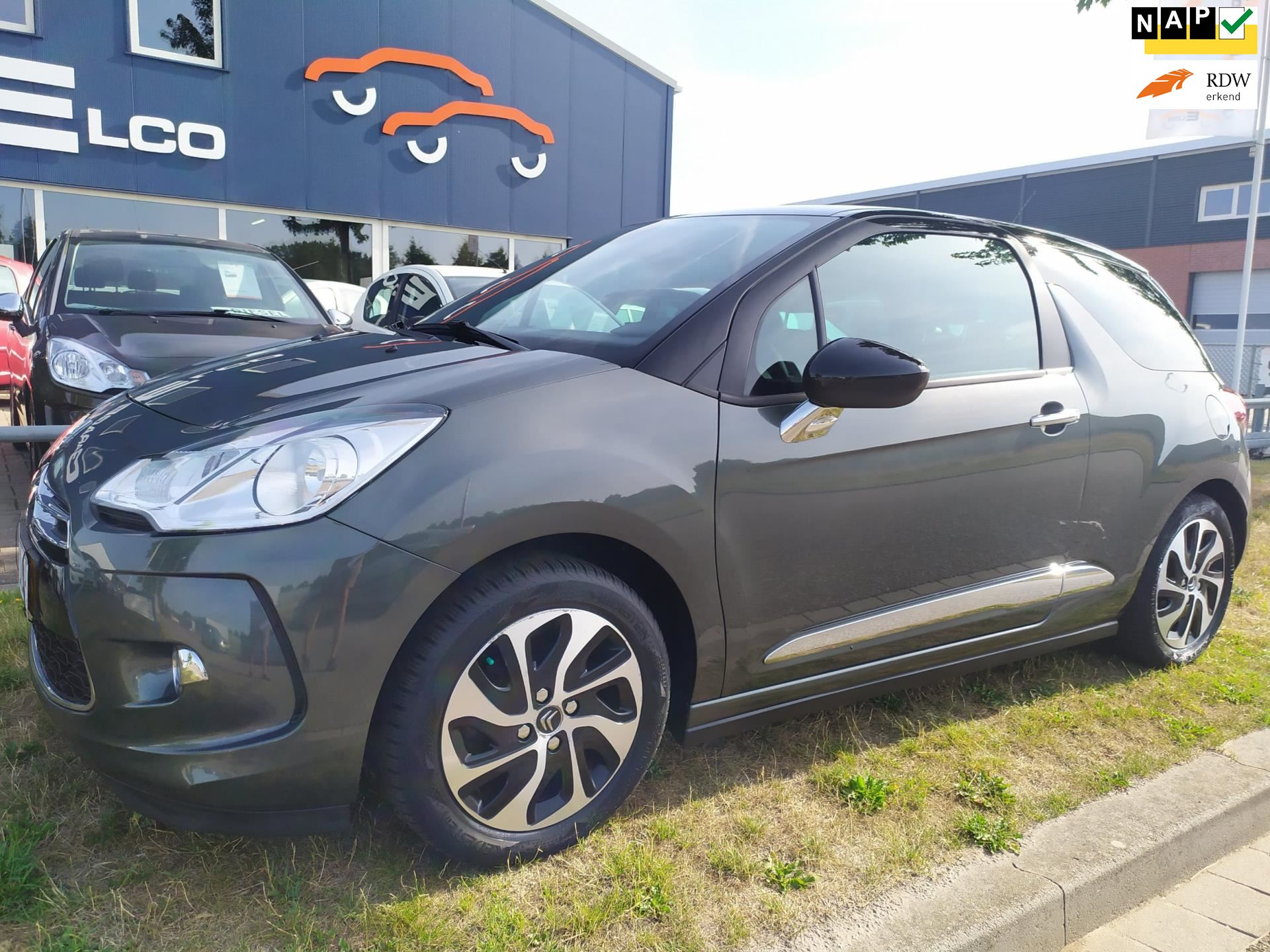 Citroen DS3 occasion - Garage Elco