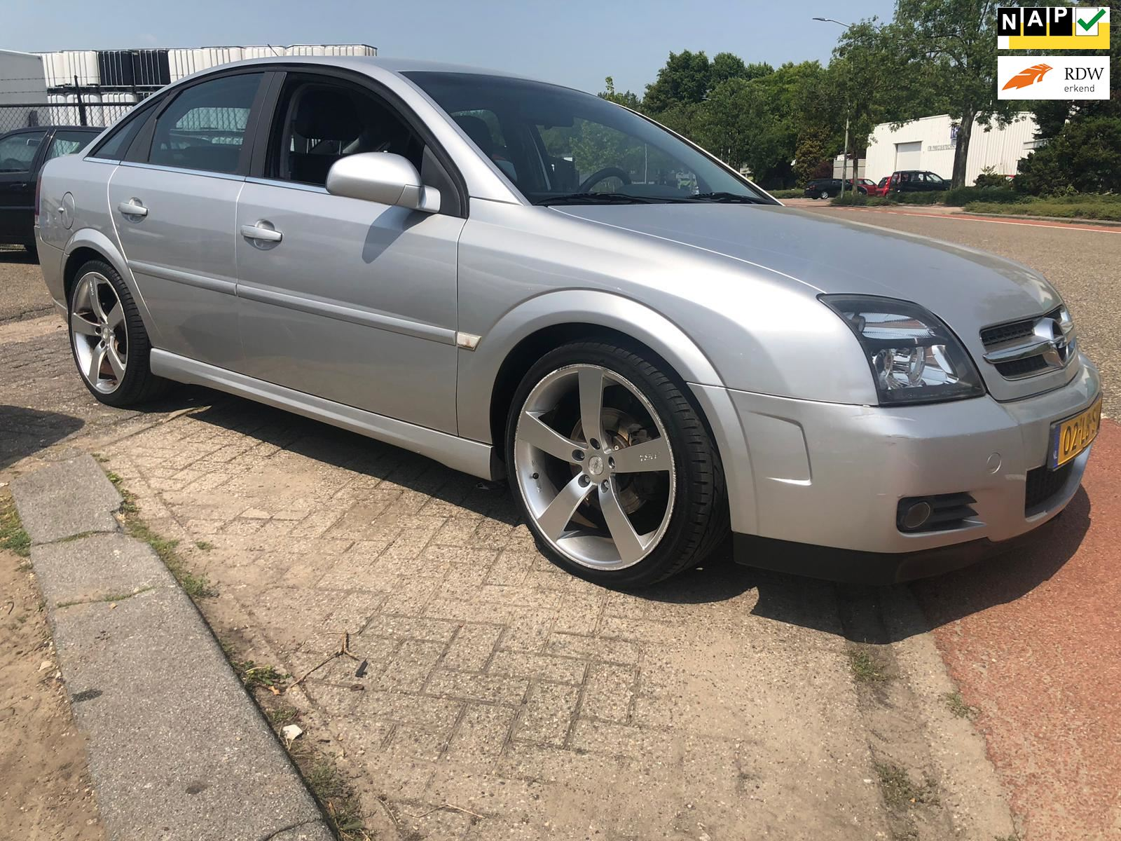 Opel Vectra GTS occasion - A2 Auto's