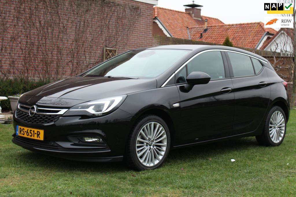 Opel Astra occasion - Veldhuizen Dealer Occasions