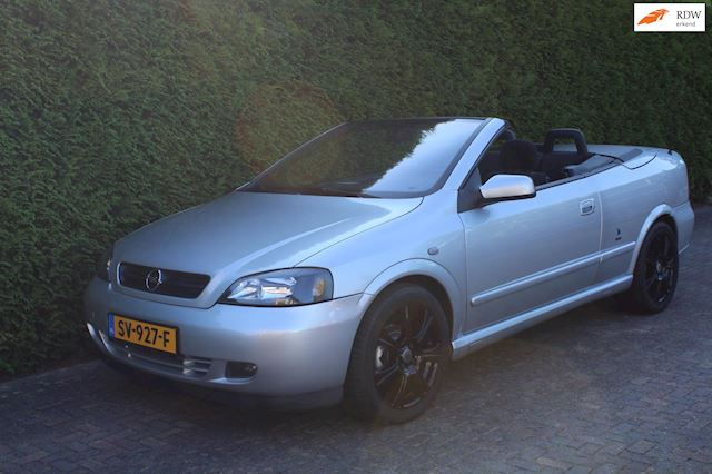 Opel Astra Cabriolet occasion - Autoservice Oss