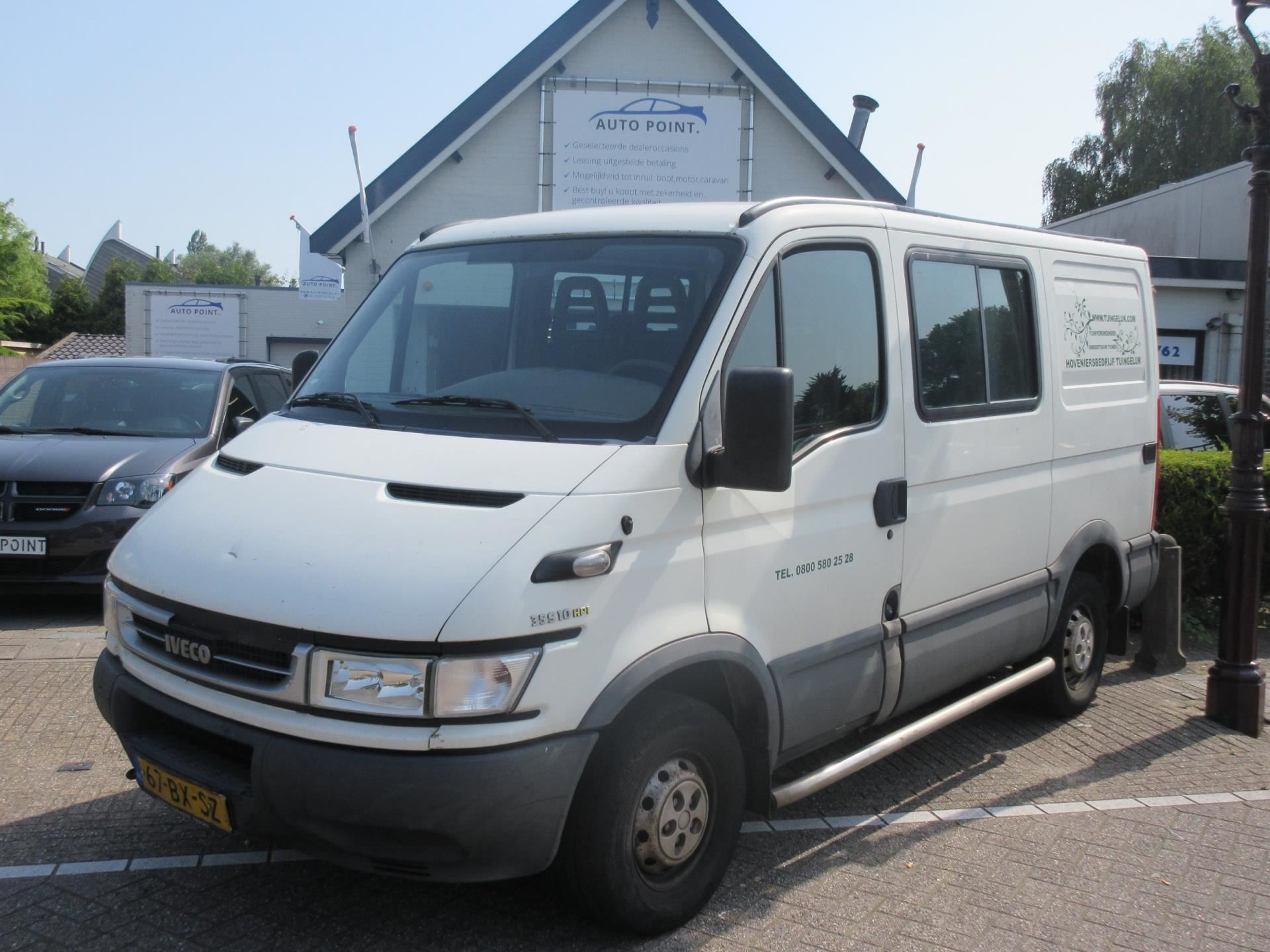 Iveco Daily occasion - Auto Point