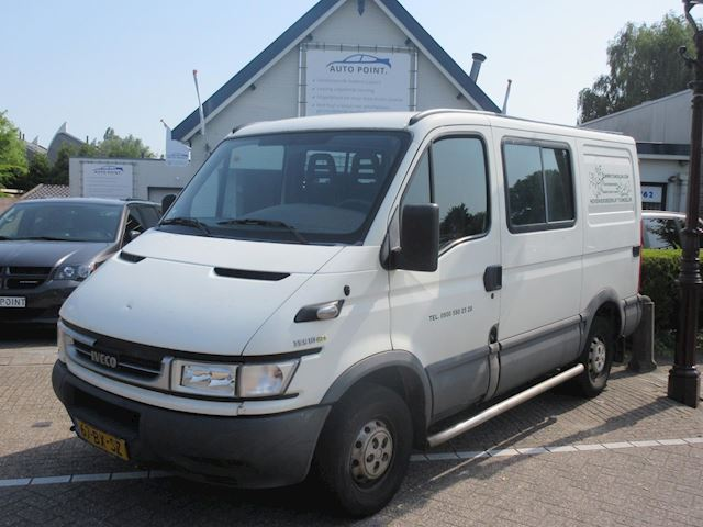 Iveco Daily 35 S 10V 300 H2 L lang dubbel cabine export marge private no tax