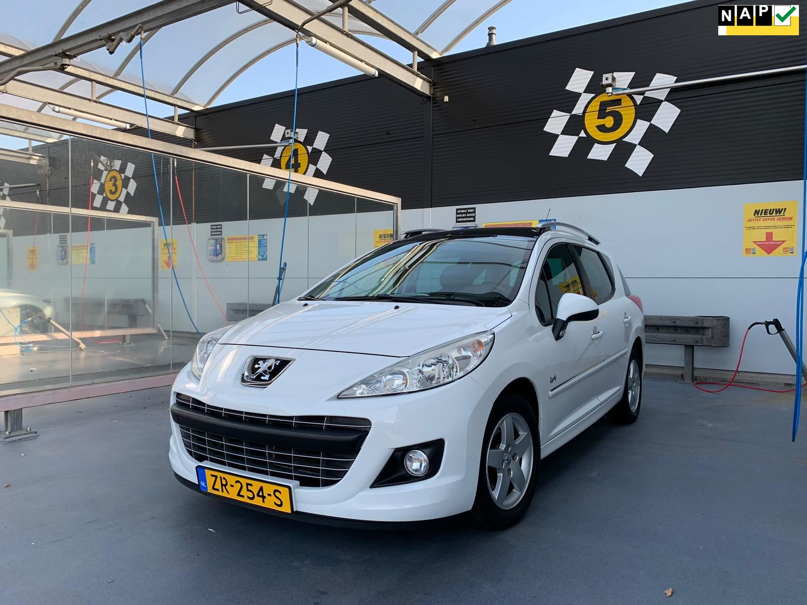 Peugeot 207 SW occasion - Pitstop Car Trading