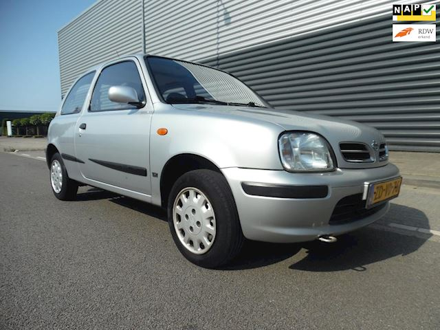 Nissan Micra 1.0 Lima