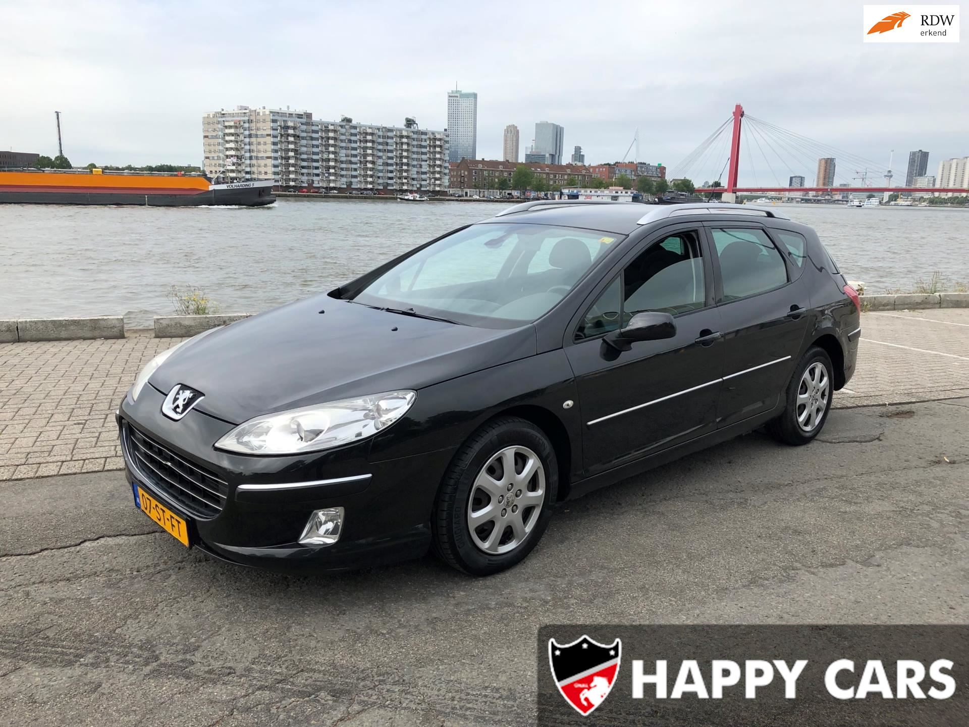 Peugeot 407 SW occasion - Happy Cars