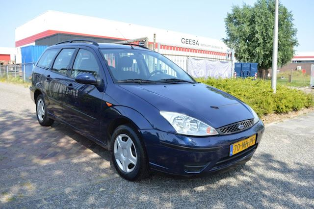 Ford Focus Wagon 1.6-16V Cool Edition bj03 airco elec pak