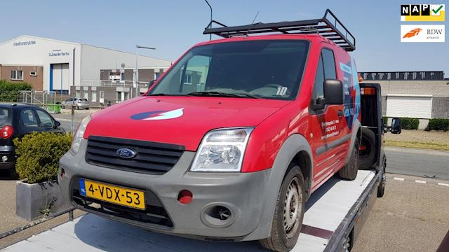 Ford Transit Connect T200S 1.8 TDCi Ambiente # 172.144 km NAP / Motor Kapot-Engine broken / Export? / Imperiaal