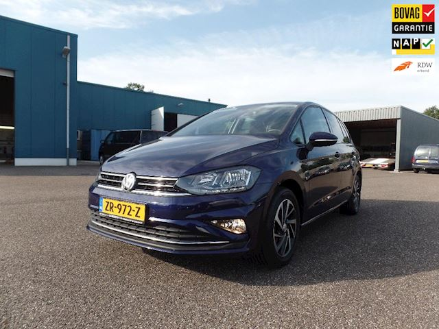 Volkswagen Golf Sportsvan 1.5 TSI ACT JOIN TREKHAAK OPTIE