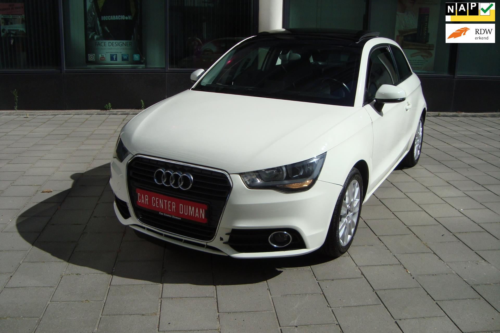 Audi A1 occasion - Car Center S. Duman