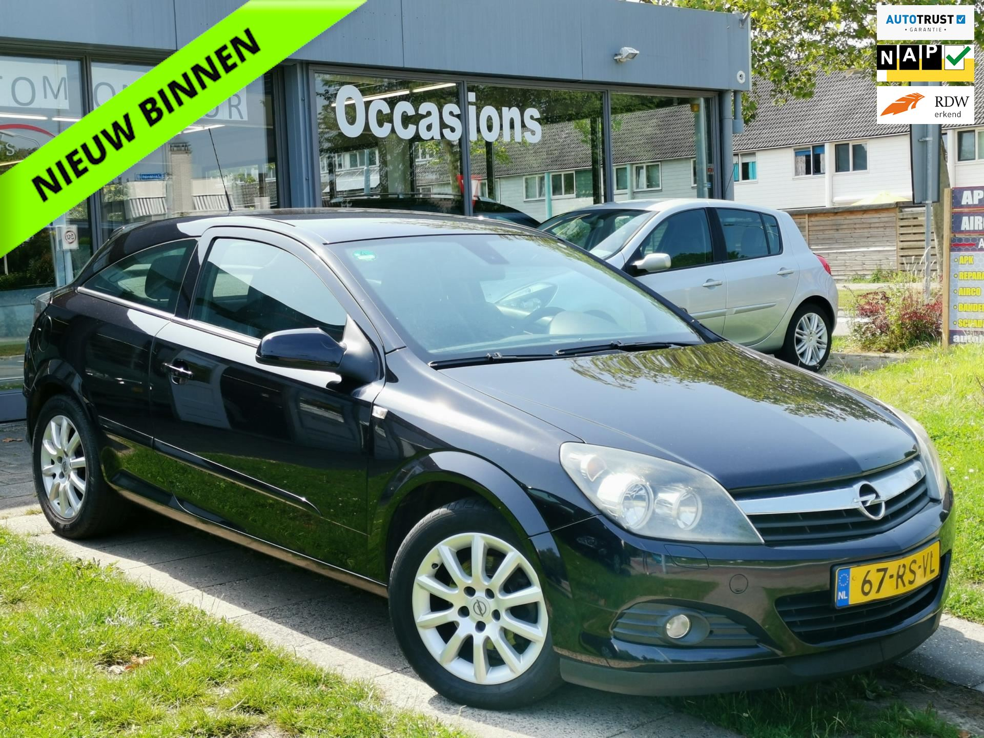 Opel Astra GTC occasion - Loyaal Auto's