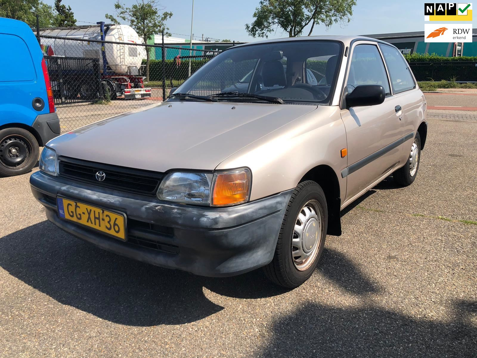 Toyota Starlet occasion - A2 Auto's