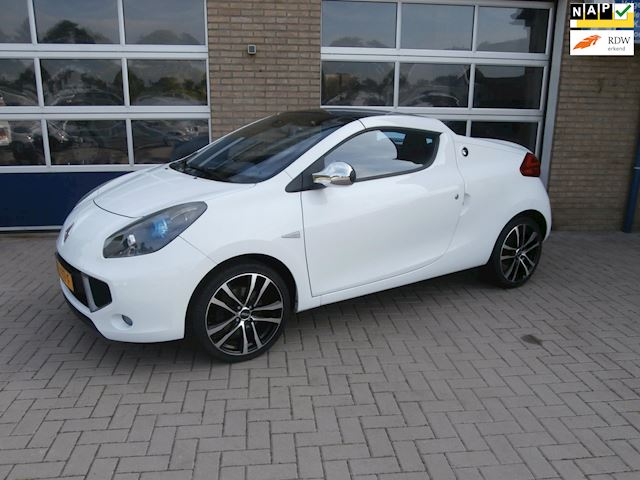 Renault Wind 1.2 TCE Exception HARDTOP- CABRIO- AIRCO- CRUISE- SPORTIEF- UNIEK 109.000KM