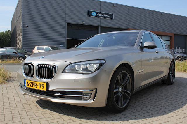 BMW 7-serie 730d High Executive Harman Kardon EURO 6