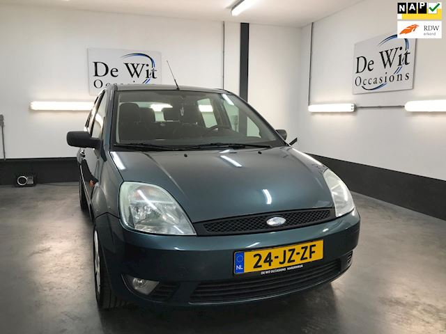 Ford Fiesta 1.4-16V First Edition 5 DRS incl. AIRCO.!! NWE APK/GARANTIE !!