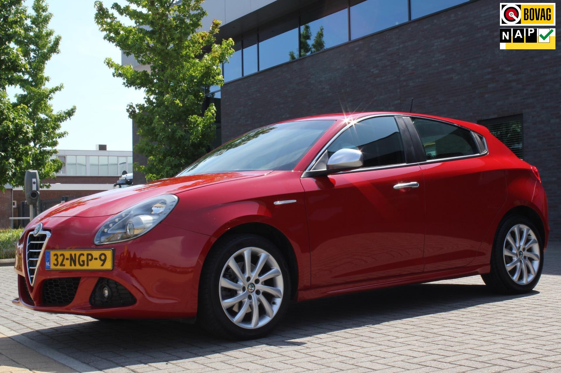 Alfa Romeo Giulietta occasion - Autoflex Grootebroek