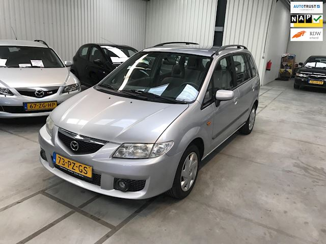 Mazda Premacy 1.8i Exclusive LAGE KM STAND/AIRCO/NAP/APK