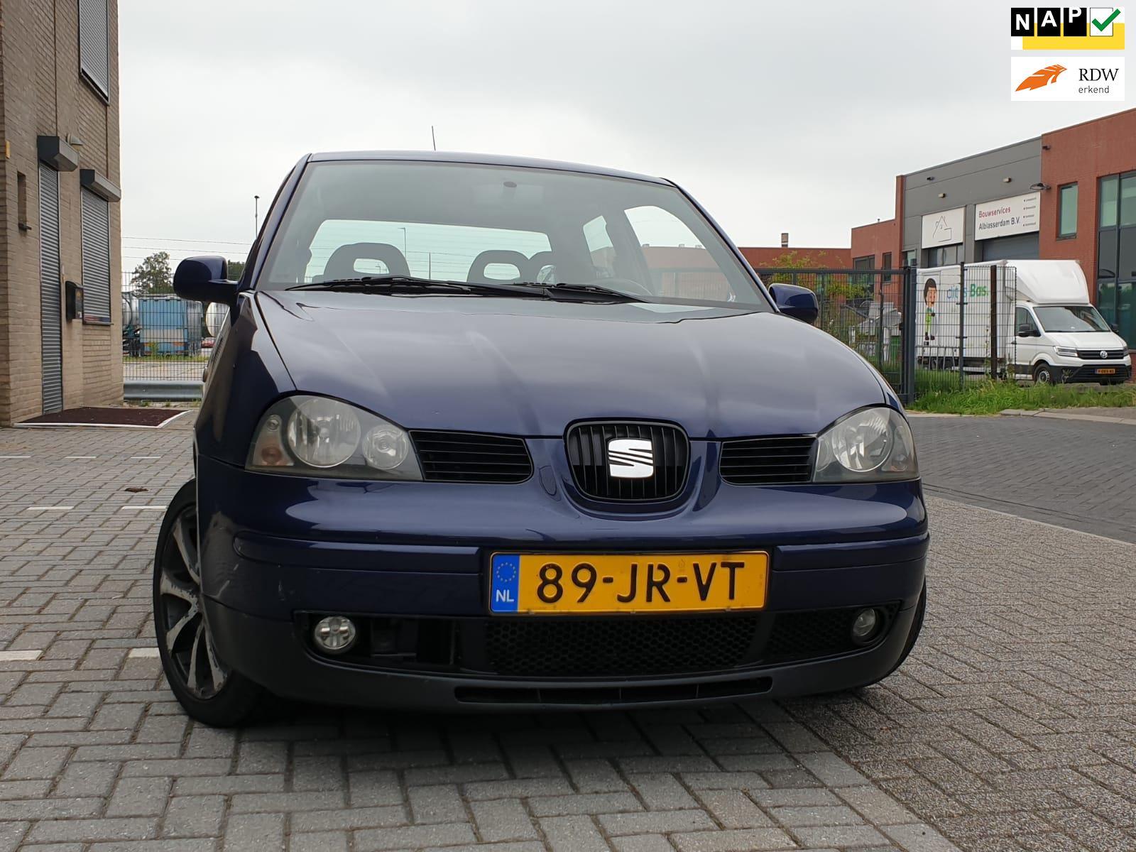 Seat Arosa occasion - Auto Noordbrug BV