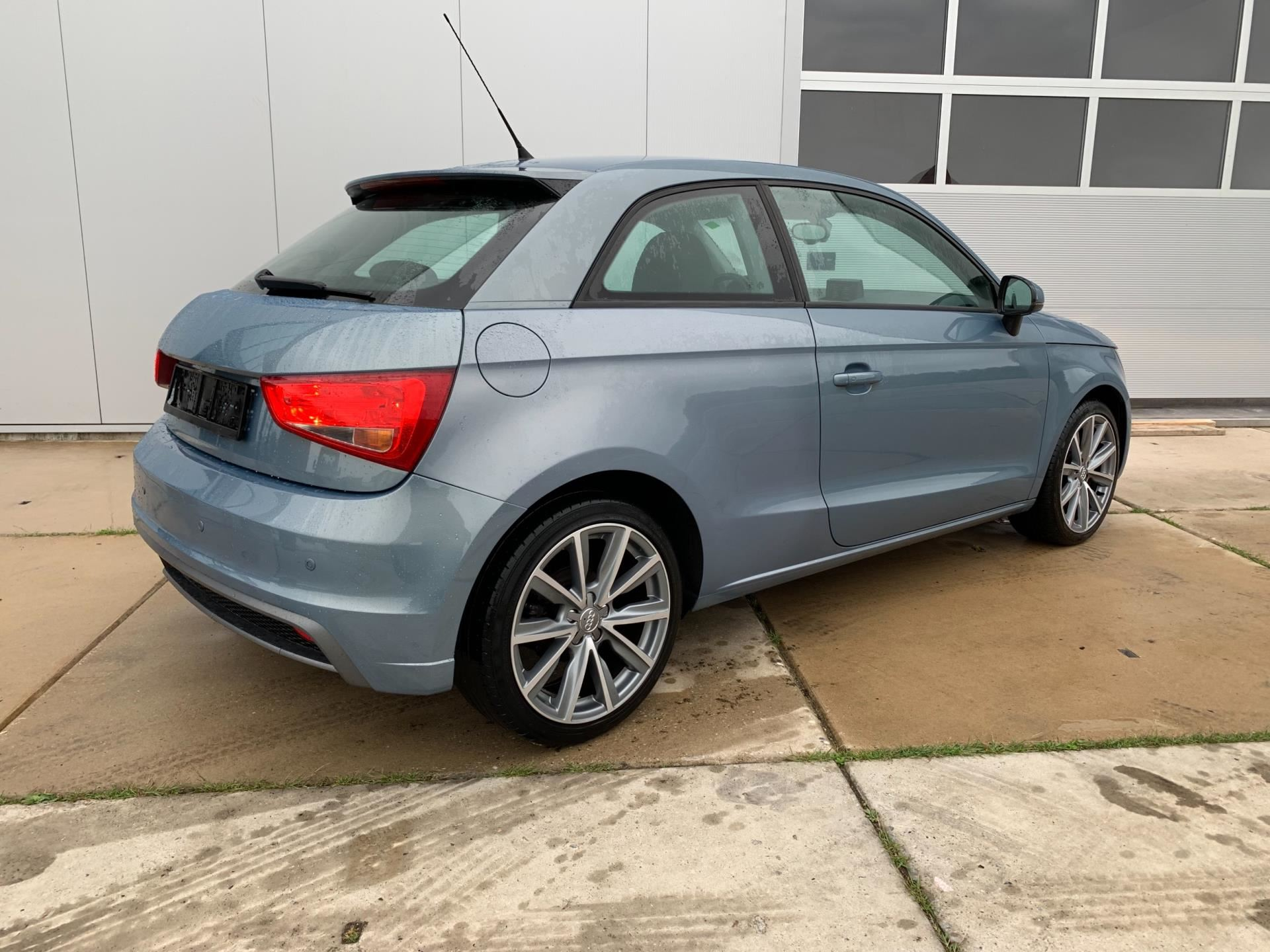 Audi A1 occasion - Exclusieve Car Store Wessing