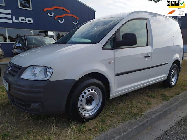Volkswagen Caddy 2.0 SDI Airco- NAP- Radio- Trekhaak- Marge!