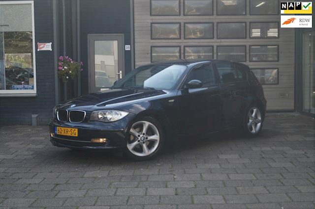 BMW 1-serie 116i High Executive / Elek-Pakket / Airco / N.A.P