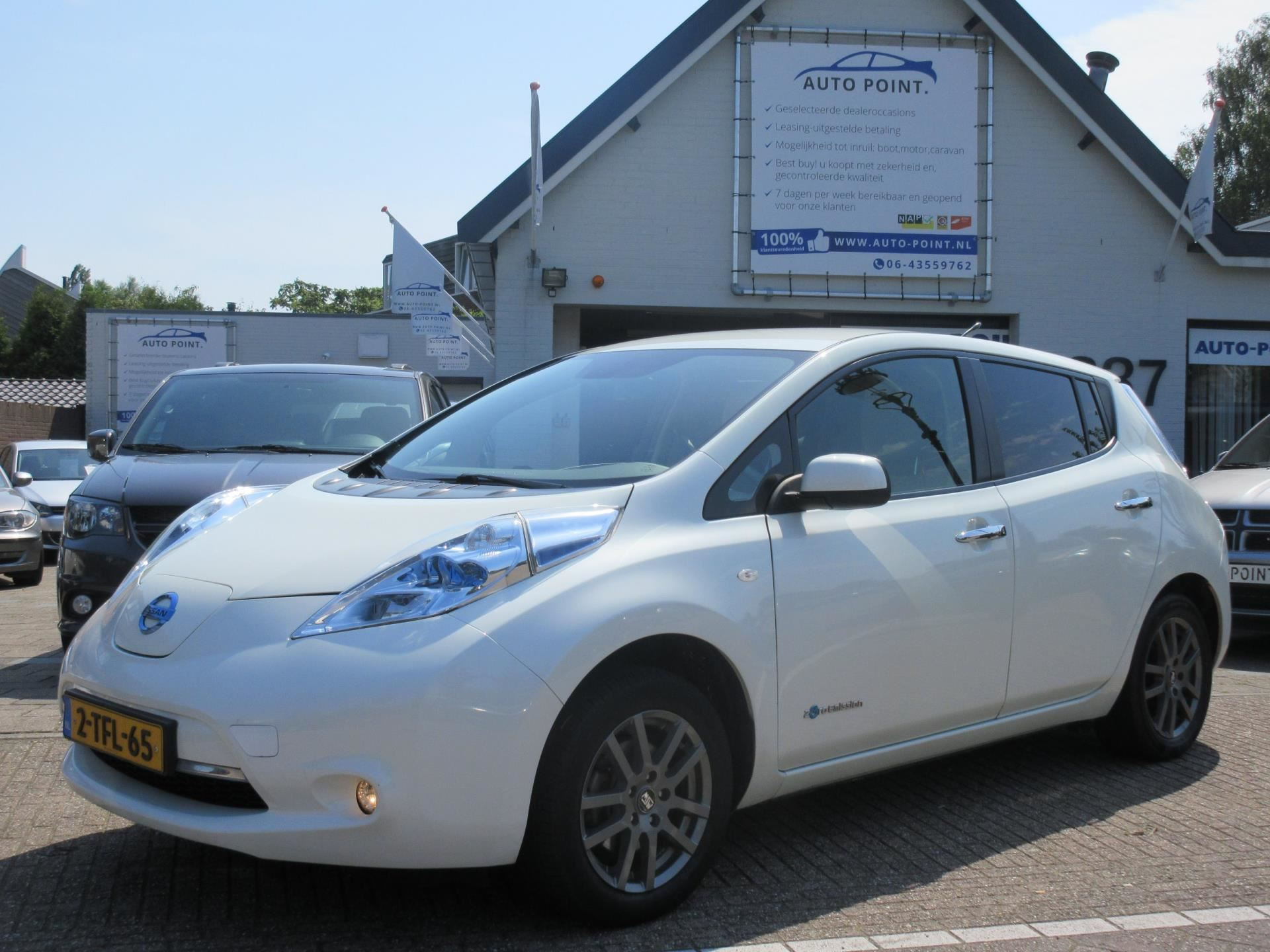 Nissan LEAF occasion - Auto Point