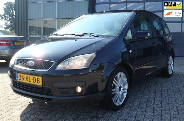 Ford Focus C-Max 2.0 TDCi Ghia  KLIMA  SET WINTERBANDEN