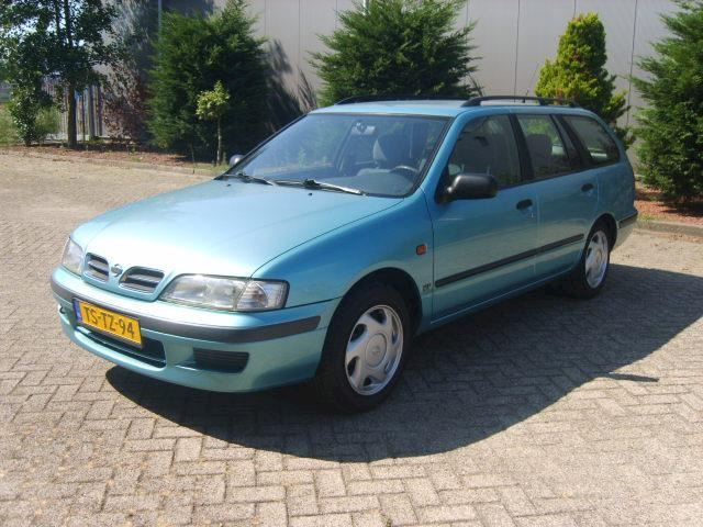 Nissan Primera Estate 1.6 GX airco cruis trekhaak