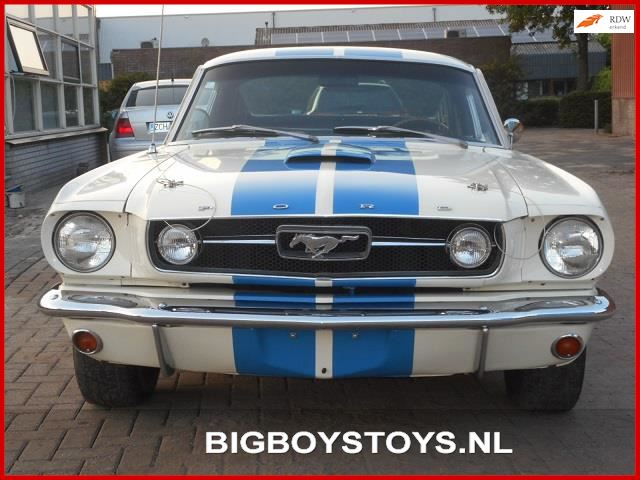 Ford USA Mustang occasion - Big Boys Toys B.V.