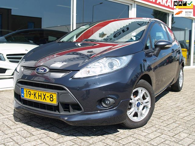 Ford Fiesta 1.25 Limited met airco sportief