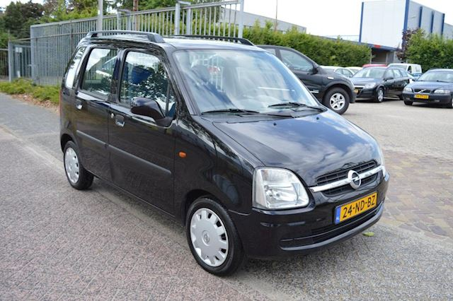 Opel Agila 1.2-16V Color Edition bj03 elec pak