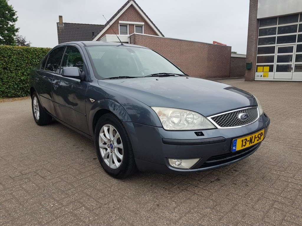 Ford Mondeo occasion - Trendy Cars