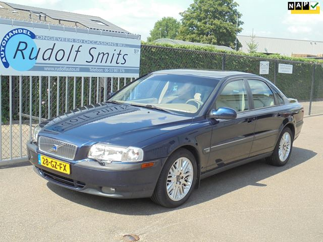 Volvo S80 2.8 T6 Geartronic Executive