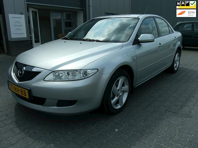 Mazda 6 1.8i Exclusive Clima/Cruise/LMV
