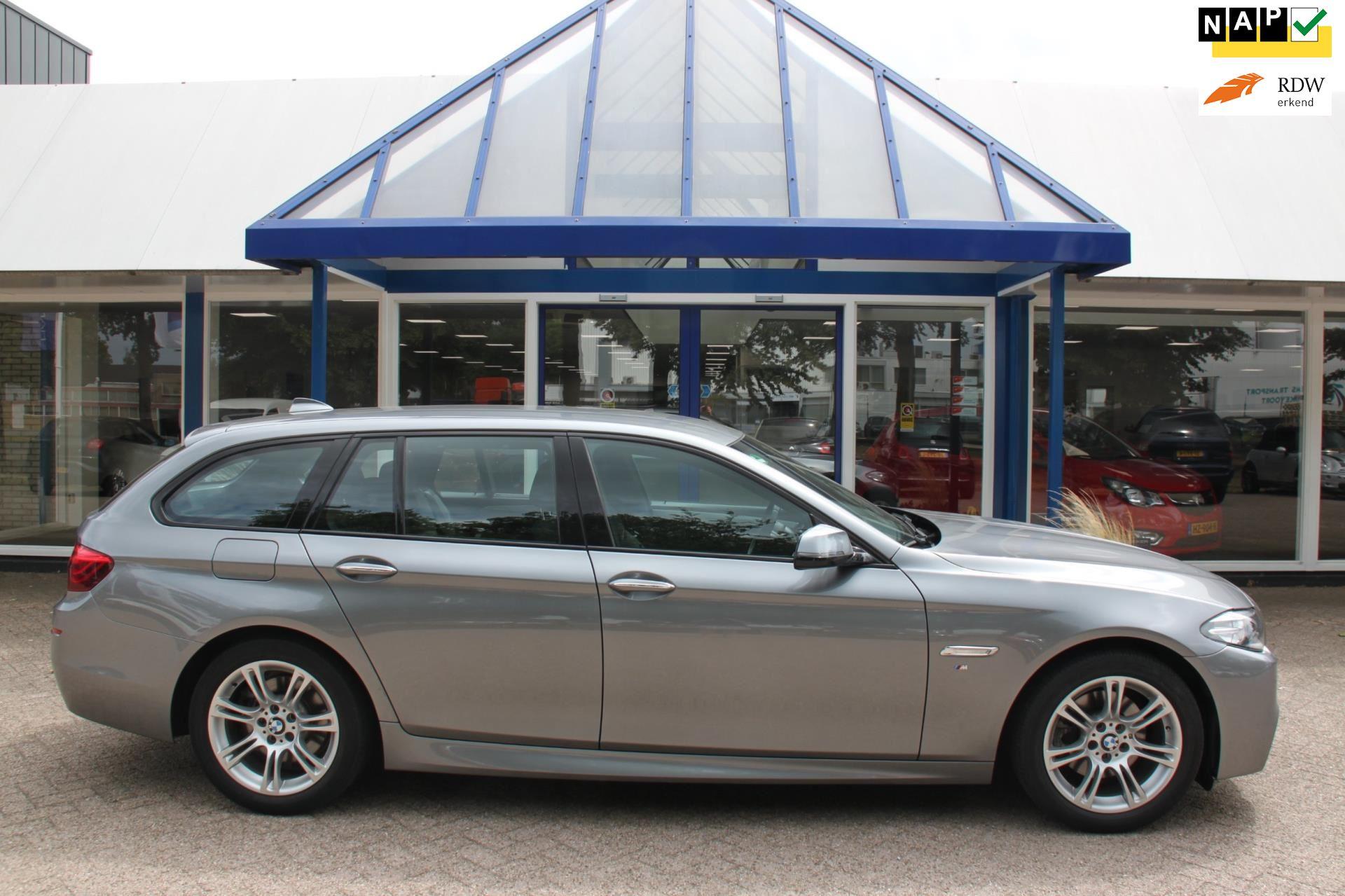 BMW 5-serie Touring occasion - HDA Wijchen B.V.