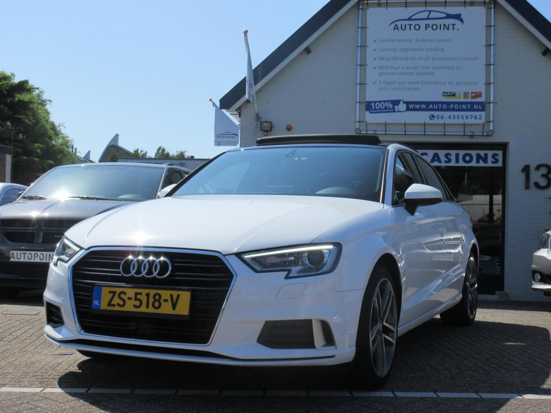 Audi A3 Limousine occasion - Auto Point
