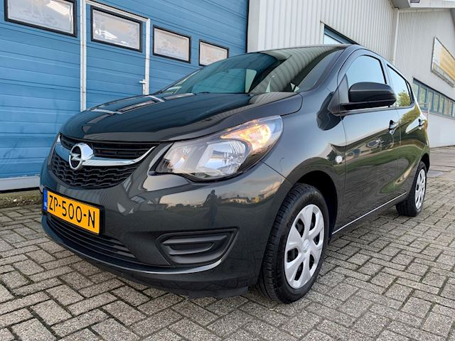 Opel KARL 1.0 ecoFLEX Edition NETTE AUTO, AIRCO, RIJDT GOED.