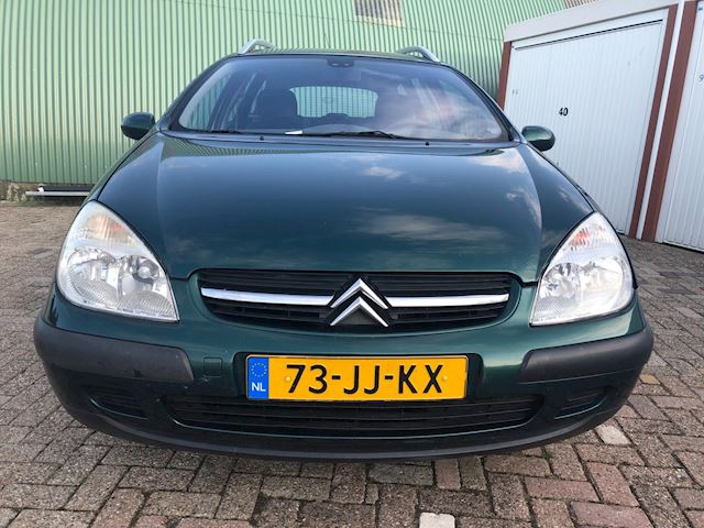 Citroen C5 Break 2.0-16V Ligne Prestige Airco,nap,trekhaak