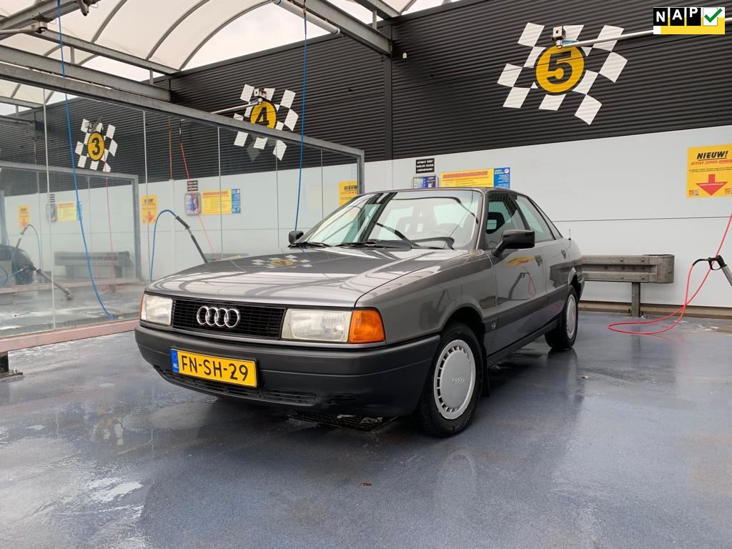 Audi 80 occasion - Pitstop Car Trading