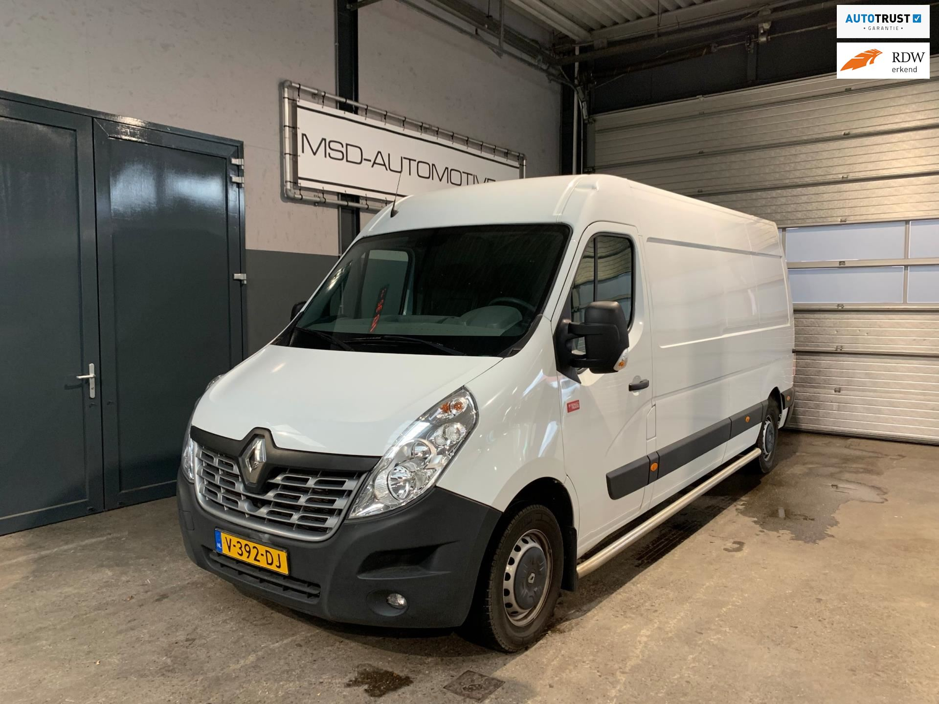 Renault Master occasion - MSD Automotive