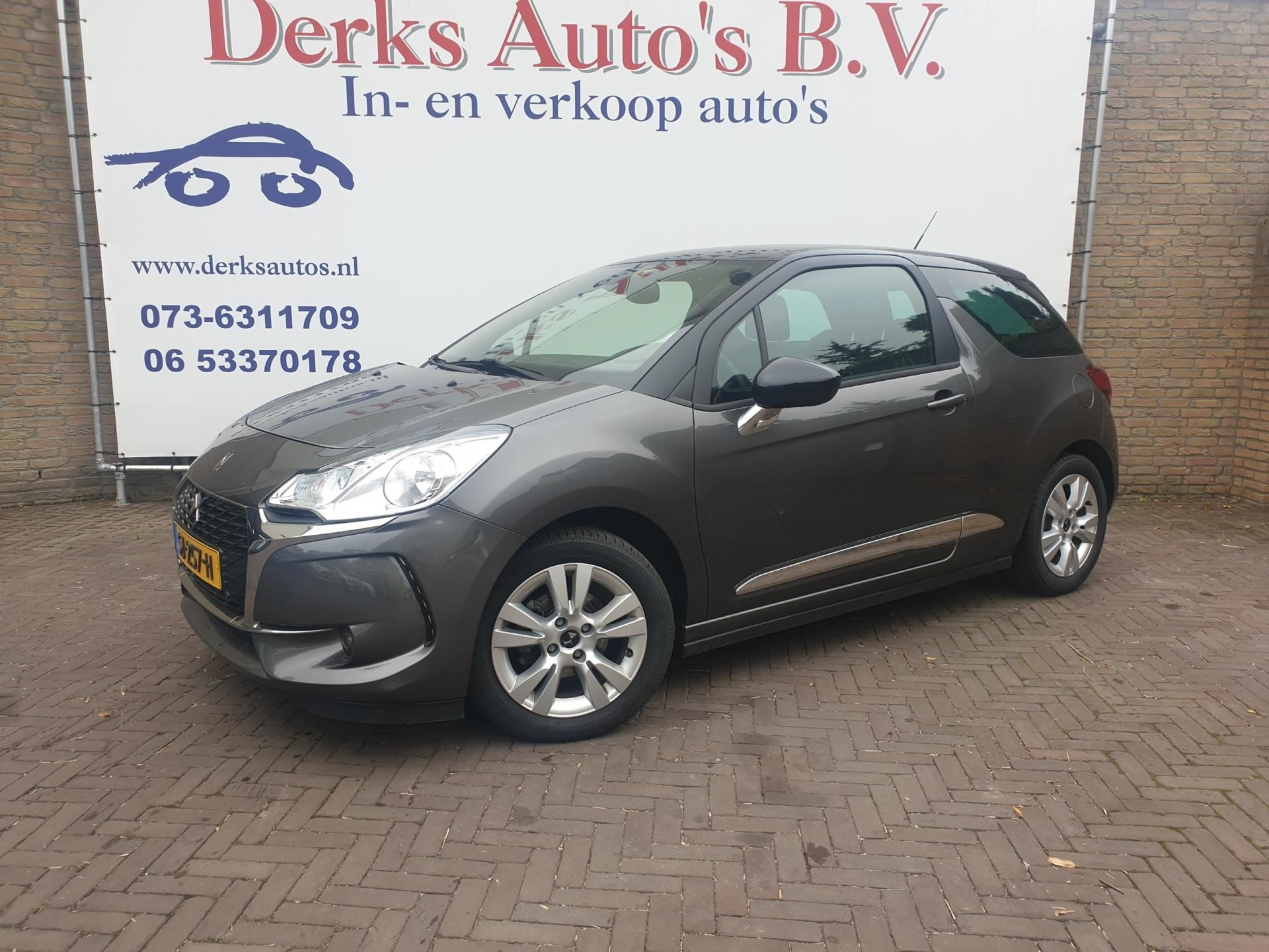DS 3 occasion - Derks Auto's B.V.