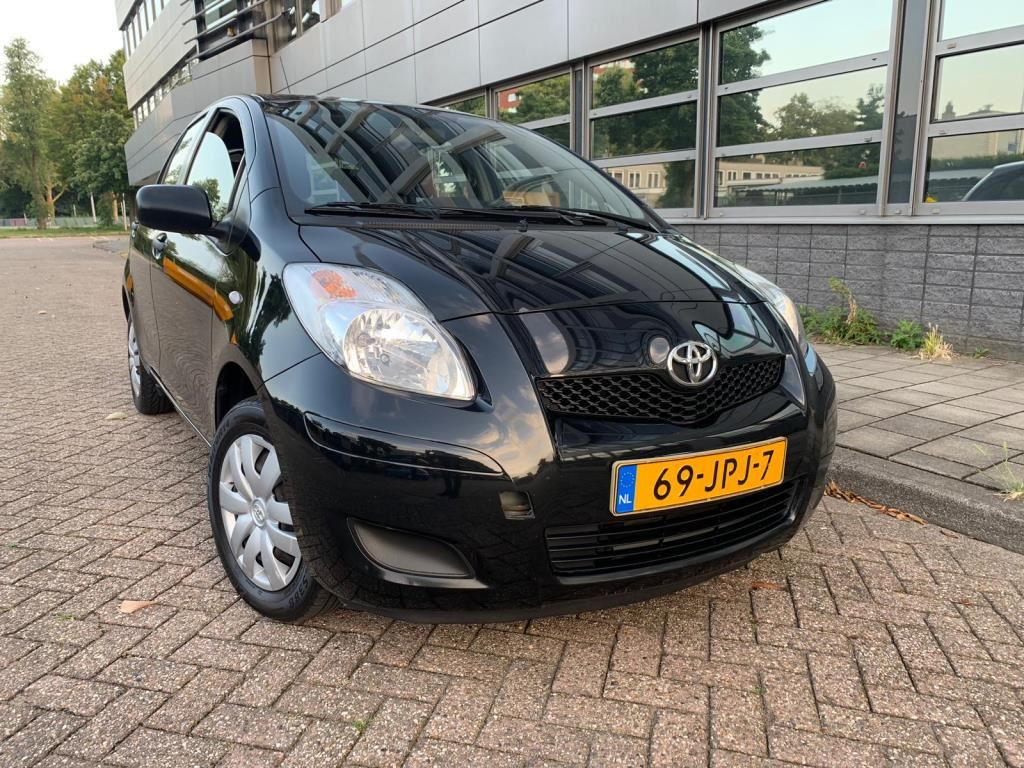 Toyota Yaris occasion - M Occasions